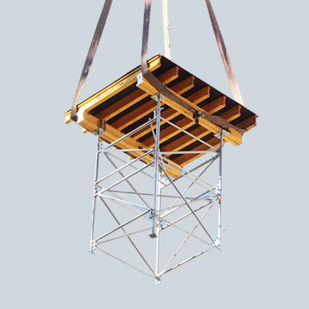 سیستم قالب بندی سقف