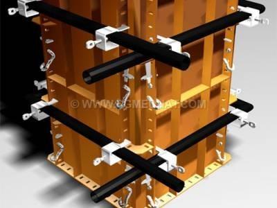 Модульная опалубка для колонн