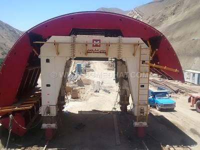 آزاد راه تهران شمال - تونل 6 راست