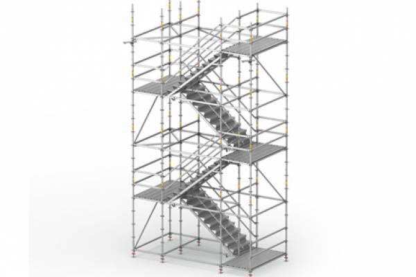 پله دسترسی